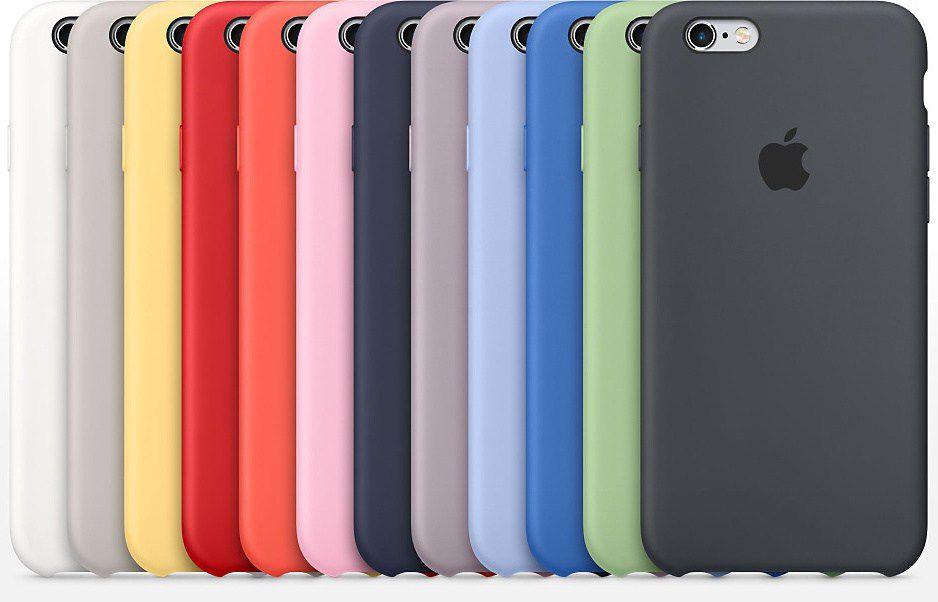 Capa Silicone Emborrachada Interior Aveludado para Iphone