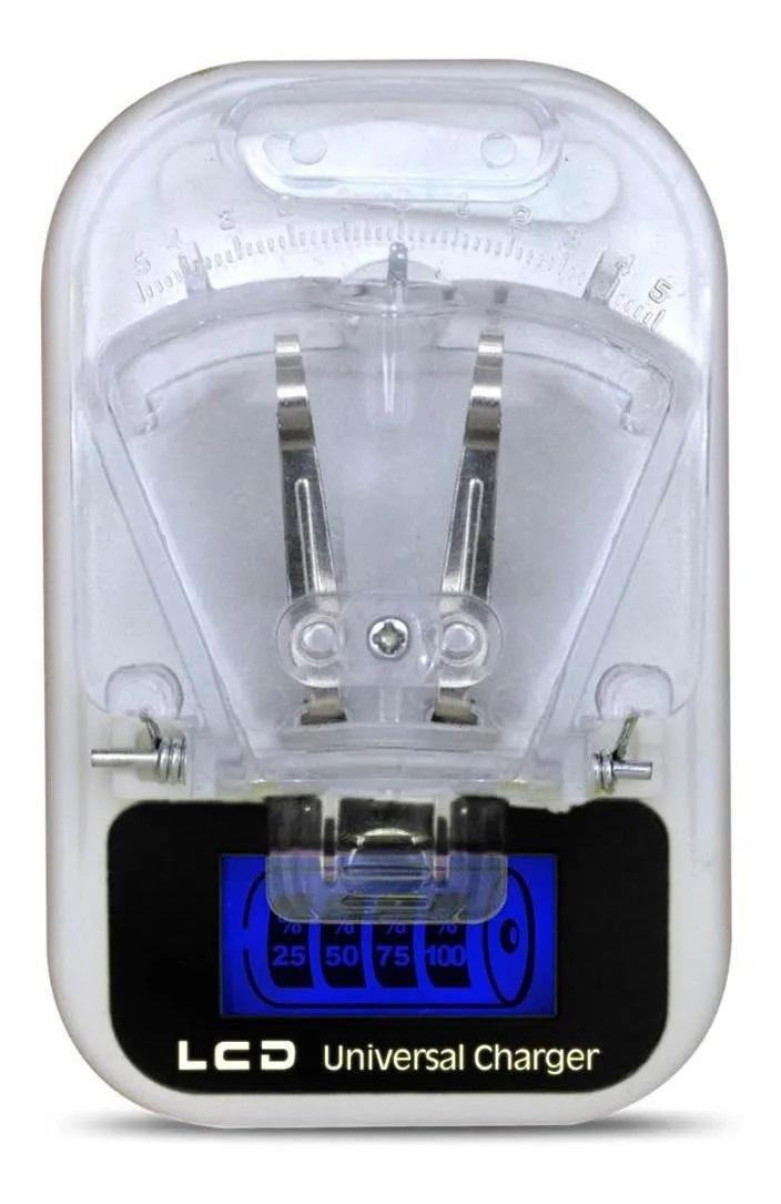 Carregador Bateria Universal Smartphone Usb Bivolt