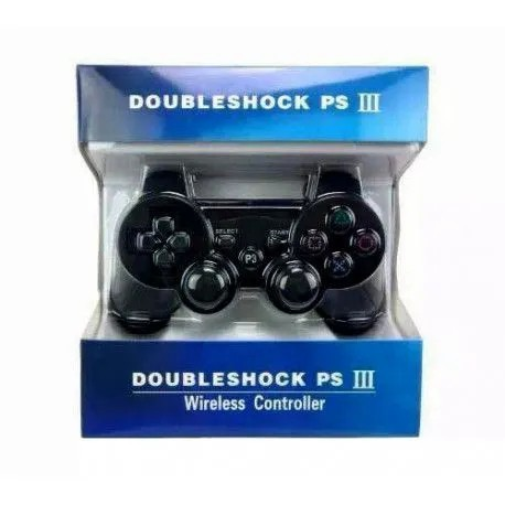Controle PlayStation 3 PS3 Sem Fio DoubleShock