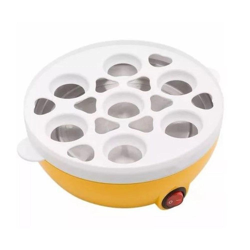 Cozedor Multi Funções Elétrico Vapor Cozinhar Ovos Egg 110v