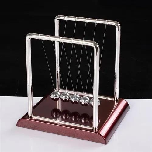 Decoração Enfeite Pêndulo de Isaac Newton