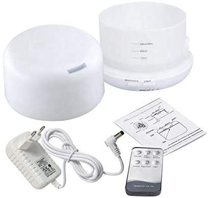 Difusor de Aromas Umidificador e Purificador de Ar Ultrassônico 300 ml