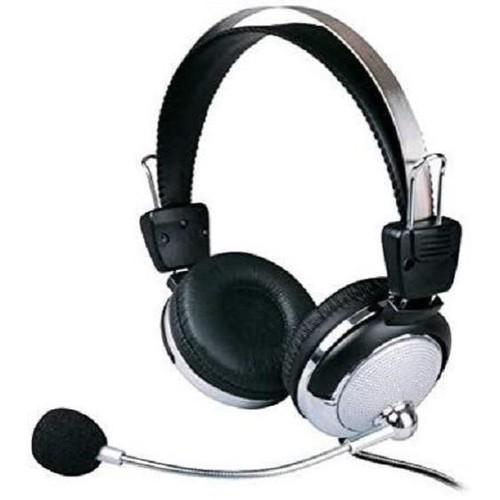 Fone de Ouvido Headset Super Bass com microfone Plugx F-301