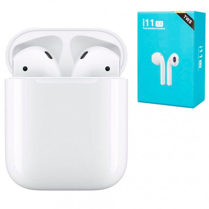 Fone De Ouvido Sem Fio Bluetooth i11 Tws Bluetooth 5.0 Touch