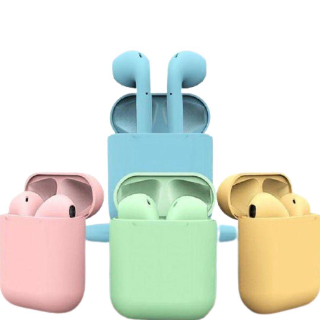 Fone De Ouvido Sem Fio inPods i12 Colors Bluetooth 5.0 Android iOS
