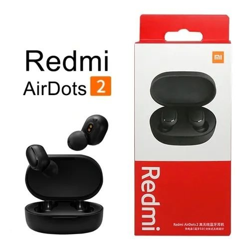 Fone Ouvido Bluetooth Xiaomi Redmi Airdots 2 Original