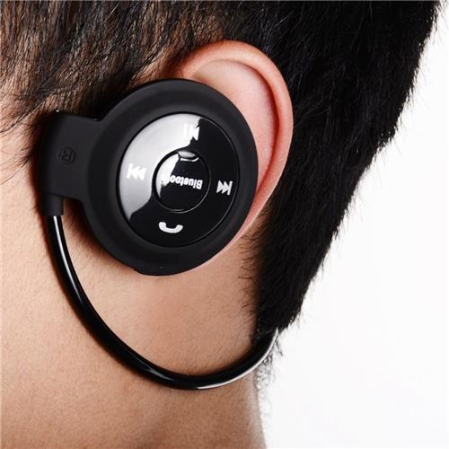 Fone De Ouvido Sem Fio Bluetooth Mini-503 Wireless Sport