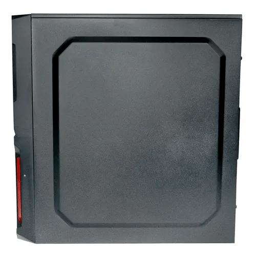 Gabinete Gamer Red 2 Entradas Usb 2.0 Frontais Cl-y75r