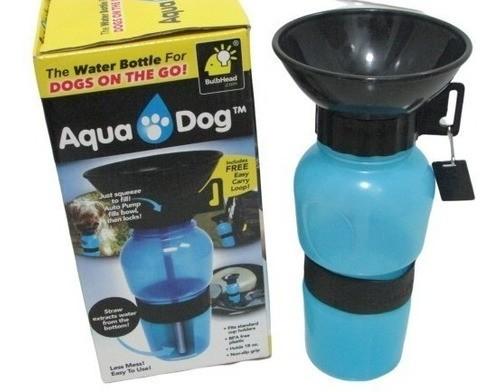 Garrafa Squeeze para Cachorros e Gatos Pet Passeios Caminhadas