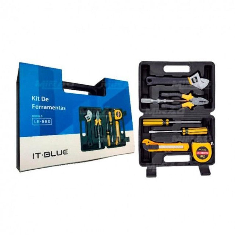 Kit Maleta de Ferramentas 7 pçs - ItBlue LE-990