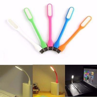 Luminária Luz Led Usb Articulada para Notebook
