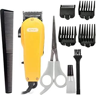 Máquina de Cortar Cabelo e Barba Profissional Knup QR-8918