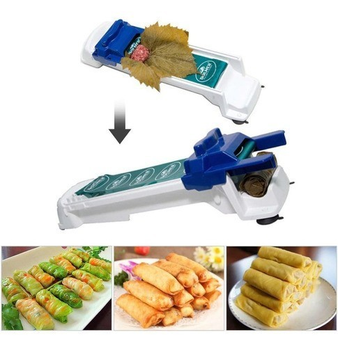 Máquina de Enrolar Charuto Mafufu Carne Repolho Folha De Uva