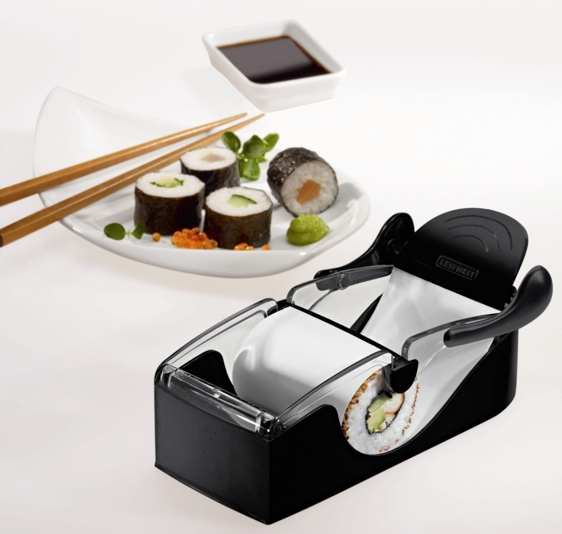 Máquina de Enrolar Sushi Manual Perfect Roll Sushi