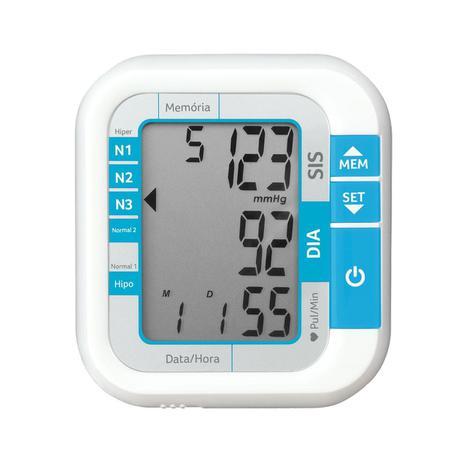 Medidor de Pressão Digital de Pulso Multilaser Saúde