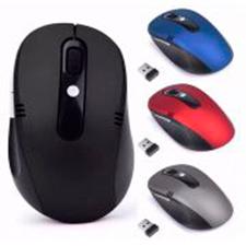 Mouse Sem Fio Ótico 2.4 GHz Wireless CHBHL