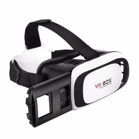 Óculos Realidade Aumentada Virtual 3D Vr Box