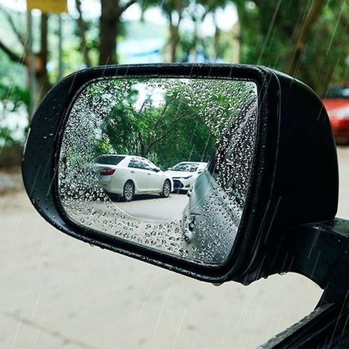 Película Anti Embaçante Reflexo Retrovisor Carro e Moto 8x8cm