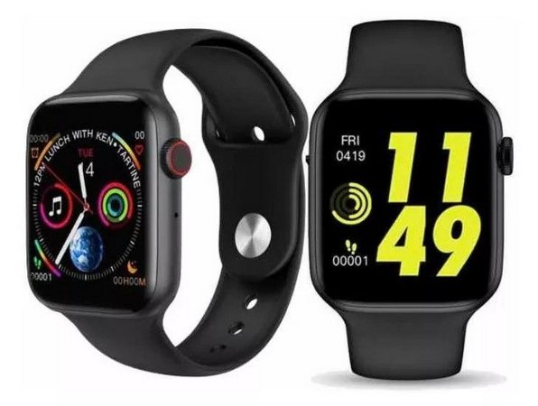 Relógio Smartwatch Inteligente Frequência Cardíaca Knup Sw34