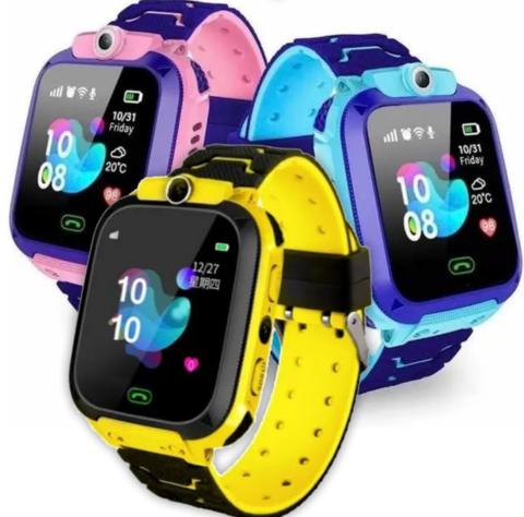 Relógio Smartwath Inteligente Infantil