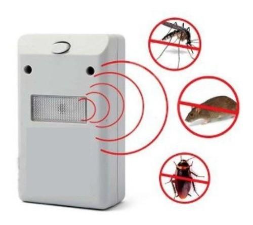 Repelente Elétrico Bivolt Ratos Baratas Aranhas e Formigas
