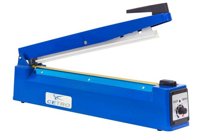 Seladora Manual de Embalagens 40 cm 220v PFS 400