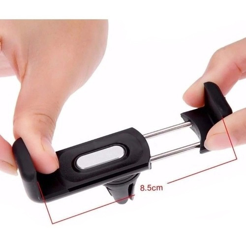 Suporte Celular Gps Veicular Carro Universal Ar Condicionado