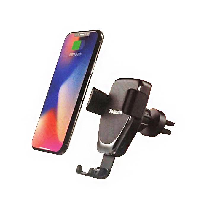 Suporte De Celular Veicular Carregador Wireless Indução
