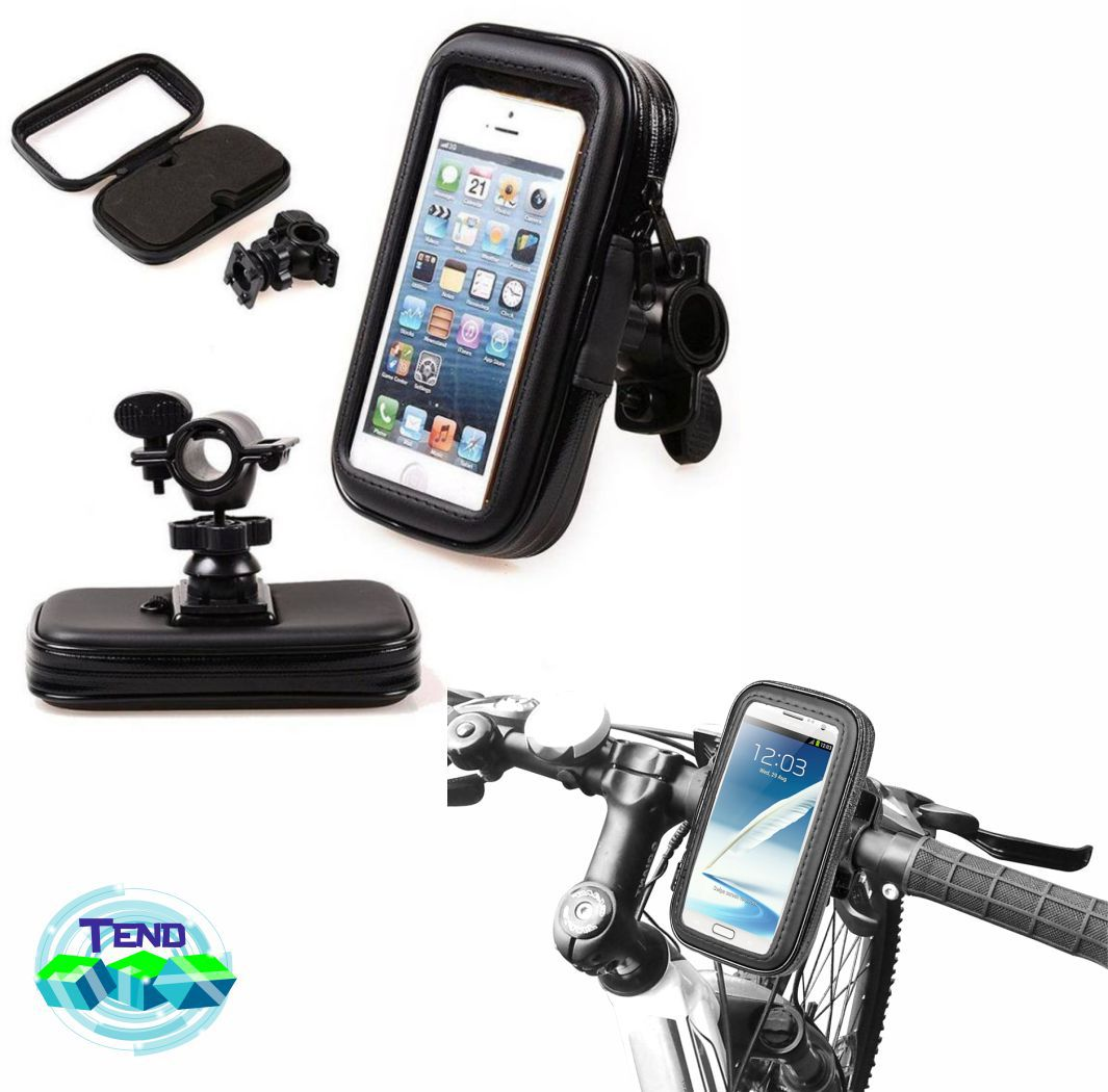 Suporte Celular Gps Universal Moto Bike Ecooda 5.5 Ec9019