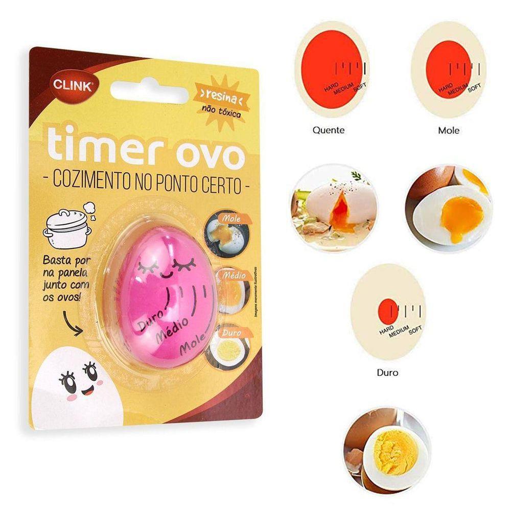 Timer Para Cozinhar Ovos - Egg Timer