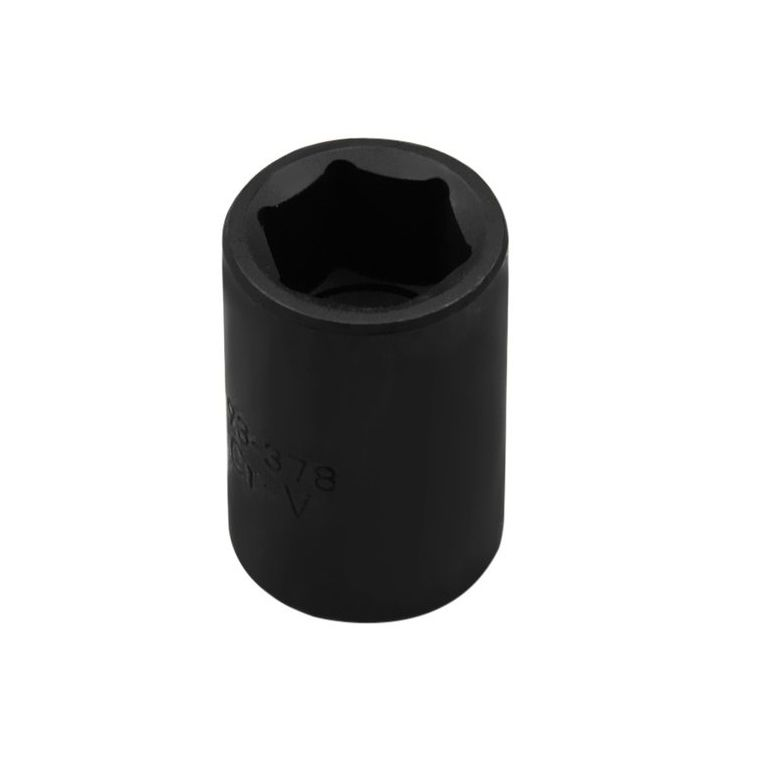 Soquete de Impacto Sextavado 1/2 - 17mm - Stanley  - LUC