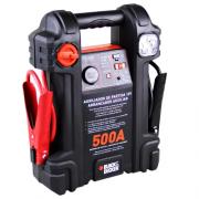 Auxiliar de Partida - Black & Decker 500A 12V