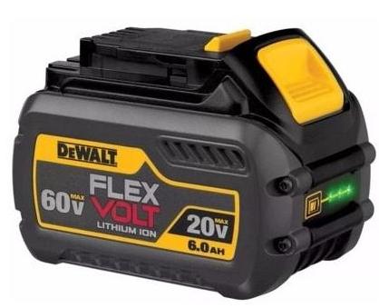 Bateria Flexvolt Max 20/60V 6,0Ah - DEWALT  - LUC