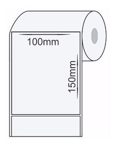 ETIQUETA MERCADO ENVIOS - MERCADO LIVRE (100 X 150mm) - 45M  - LUC