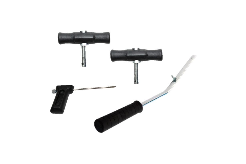Kit para Retirar Para-Brisa e Vidros Padrão - DVK2  - LUC