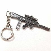 Chaveiro Arma Cross Fire Metal Modelo 01