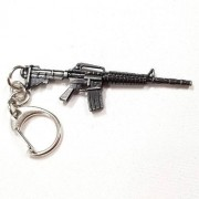 Chaveiro Arma Cross Fire Guns Metal Modelo 11