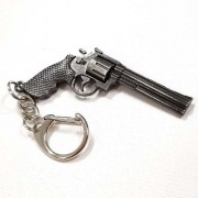 Chaveiro Arma Cross Fire Guns Metal Modelo 21