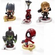 Boneco Action Figure  Avengers Marvel Q Vingadores
