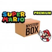 CAIXA MISTERIOSA MYSTERY BOX SURPRESA SUPER MARIO BROS PREMIUM