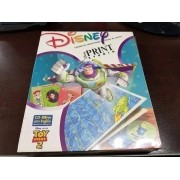 Cd Rom Disney Print Studio Toy Story 2 Pixar