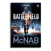 Livro Battlefield 3 - O Russo Andy Mcnab Xbox Ps4 Lacrado