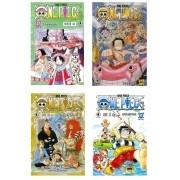 Revista Mangá One Piece Novo Lacrado Conrad