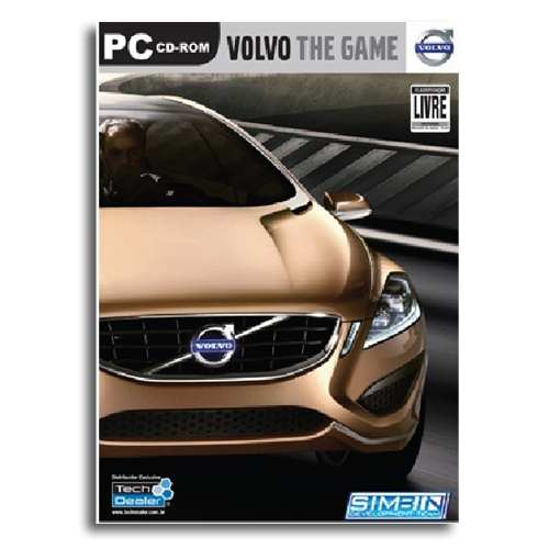 Jogo Midia Física Para Pc Volvo The Game Lacrado