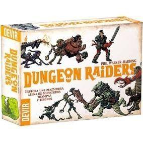 Dungeon Raiders Devir Jogo