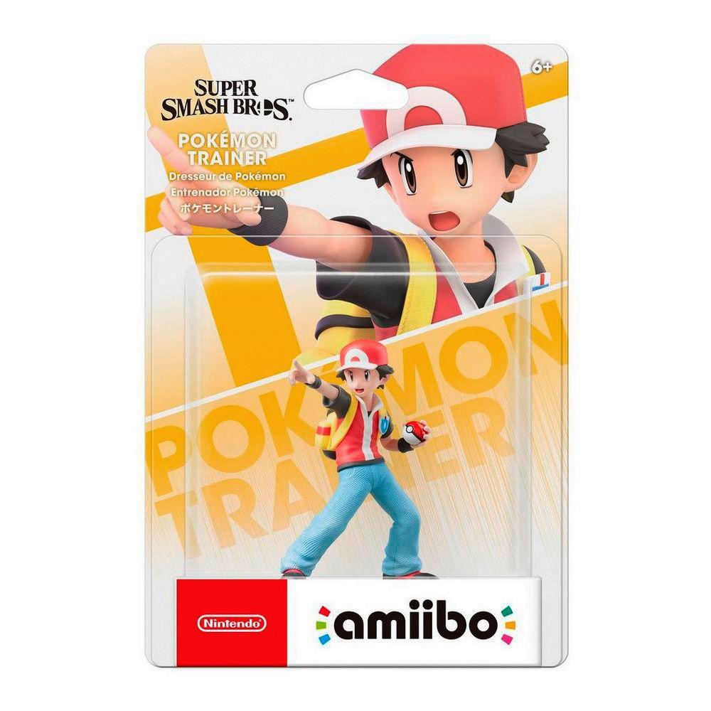 Amiibo Original Pronta Entrega Ash Pokemon Switch Lacrado
