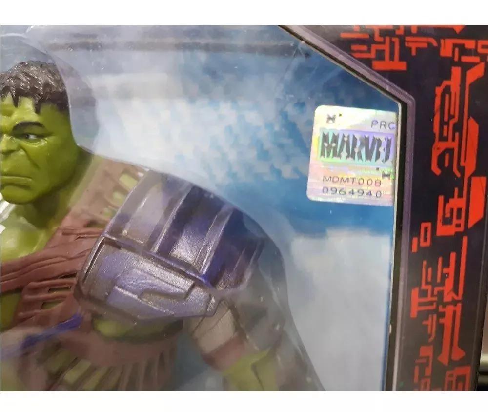 Boneco Hulk Thor Ragnarok Novo Na Caixa Vingadores Avengers