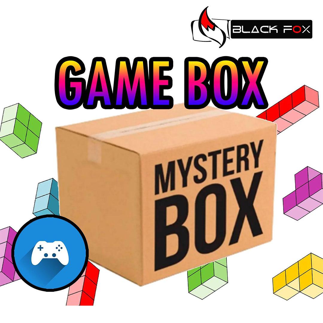 CAIXA MISTERIOSA GAMER GAME MYSTERY BOX SURPRESA MODELO 2