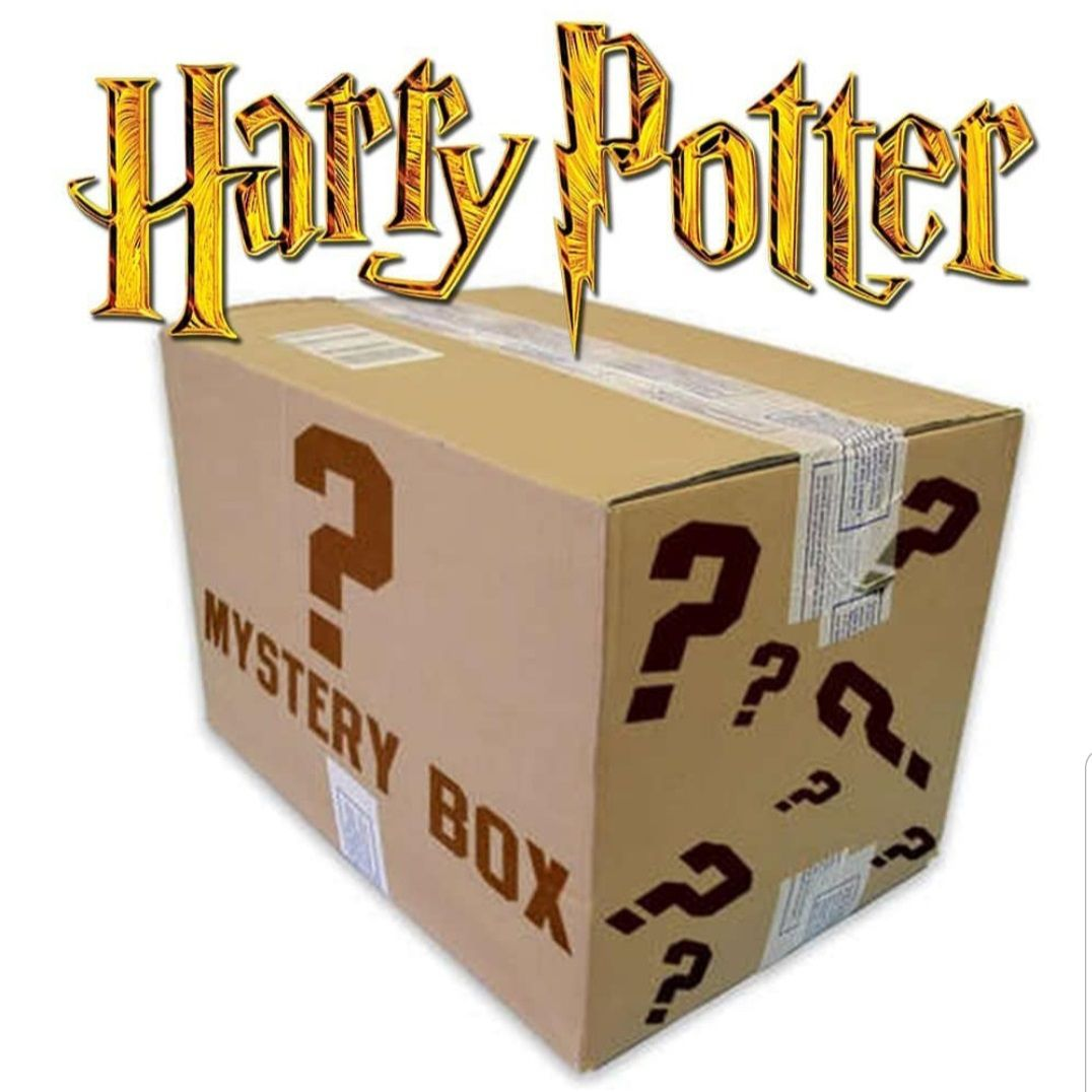 CAIXA MISTERIOSA MYSTERY BOX SURPRESA HARRY POTTER