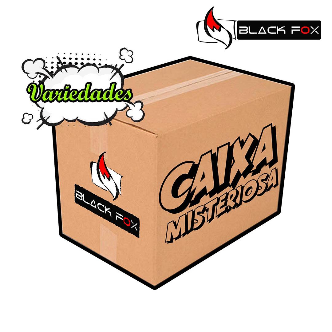 CAIXA MISTERIOSA MYSTERY BOX SURPRESA VARIADOS PADRÃO